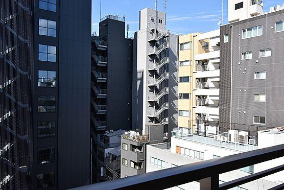 中古マンション-中央区日本橋茅場町3丁目 バルコニーからの眺望