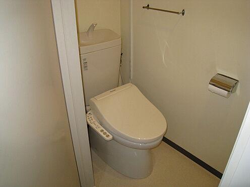 アパート-北本市大字下石戸下 トイレ