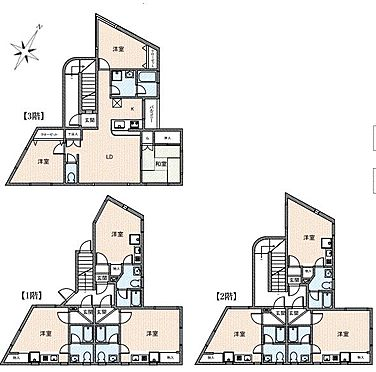 一棟マンション-国立市西2丁目 G−FLAT・ライズプランニング