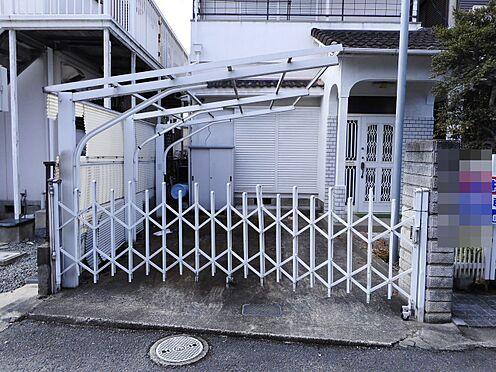 中古一戸建て-大和高田市甘田町 駐車場