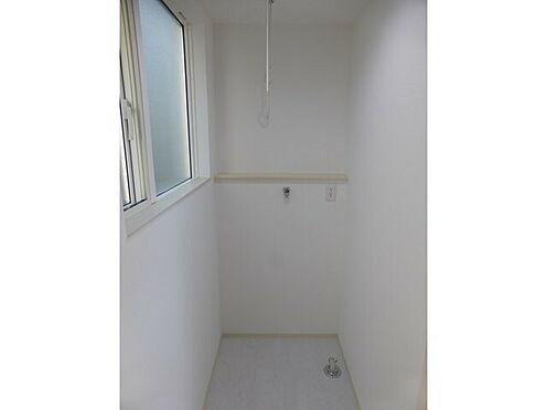 アパート-かほく市内日角5丁目 サンルーム・洗濯機設置場所