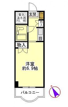 区分マンション-松戸市西馬橋幸町 3階部分につき陽当たり良好