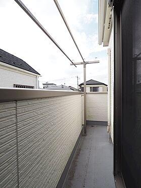 中古一戸建て-江戸川区東葛西3丁目 2階のバルコニー