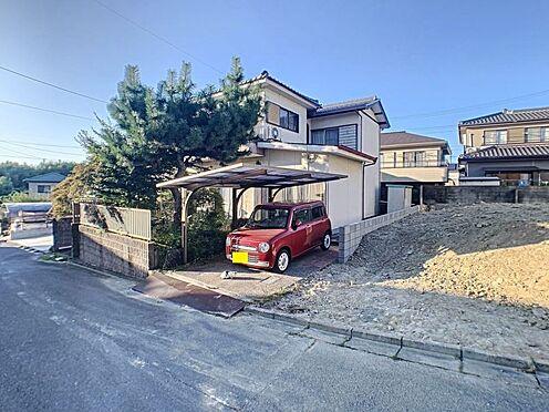 中古一戸建て-知多市日長字穴田 土地面積204.68平方メートル(約61.91坪)