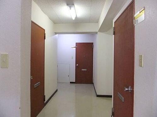 店舗付住宅(建物全部)-新宿区東榎町 共用部