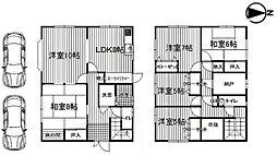 奈良線 平城山駅 徒歩8分