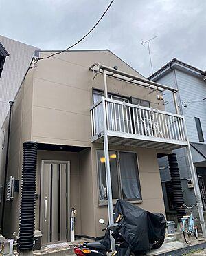 戸建賃貸-市川市新井1丁目 2020年 屋根・外壁塗装、ガスコンロ交換、一部クロス張替え