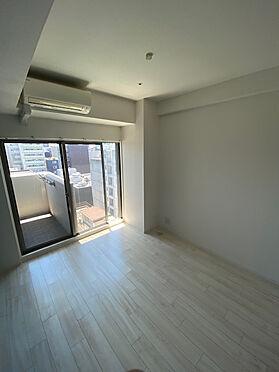 中古マンション-大阪市中央区農人橋2丁目 専有部分(電気をつけなくてもこの明るさ)