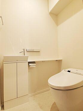 区分マンション-新宿区西新宿8丁目 温水洗浄便座 家具、備品は販売価格に含まれません。