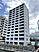 アウトポール・逆梁工法で施工されたマンション