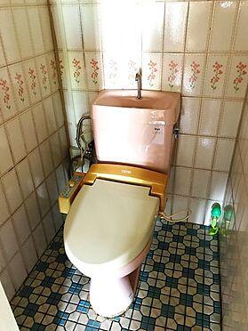 中古一戸建て-摂津市鳥飼上3丁目 トイレ