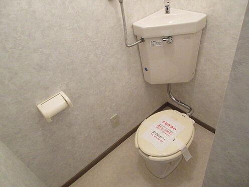 アパート-札幌市西区西野三条10丁目 トイレ