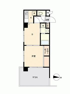 マンション(建物一部)-福岡市城南区鳥飼5丁目 間取り