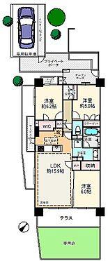 マンション(建物一部)-さいたま市南区白幡3丁目 駐車場が便利