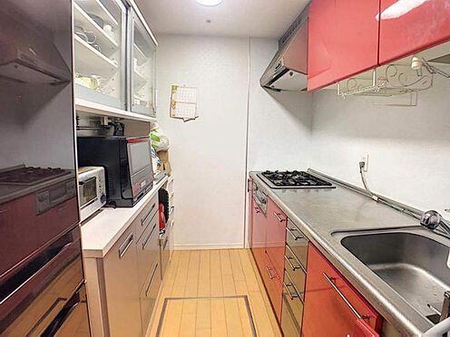 中古マンション-名古屋市緑区有松町大字桶狭間字生山 収納がたっぷり♪使い勝手の良いキッチンです!