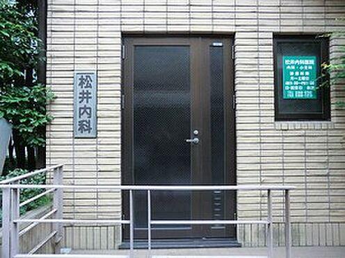 アパート-新宿区高田馬場3丁目 松井内科医院