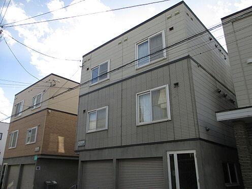アパート-札幌市豊平区豊平一条6丁目 外観