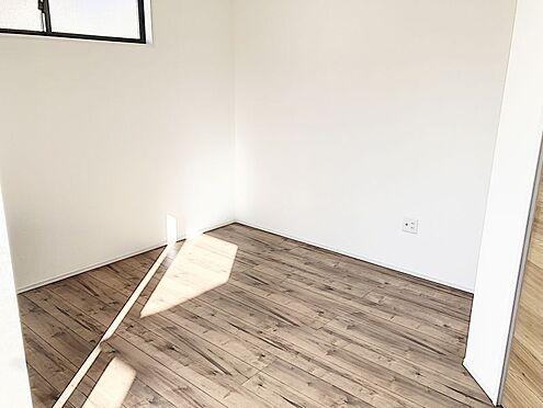 新築一戸建て-福岡市南区桧原2丁目 ウォークインクローゼット付き洋室です