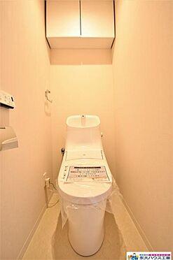 区分マンション-仙台市太白区東中田2丁目 トイレ