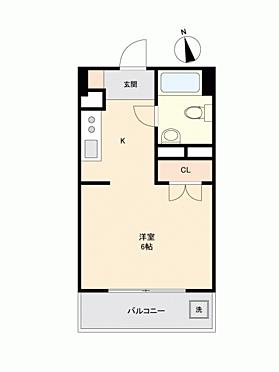 マンション(建物一部)-港区麻布十番1丁目 間取り
