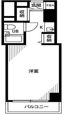 区分マンション-江東区牡丹3丁目 間取り