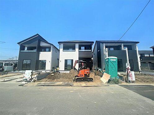 戸建賃貸-石巻市築山4丁目 外観