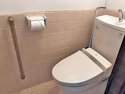 中古テラスハウス-大阪市平野区瓜破2丁目 トイレ