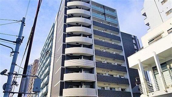マンション(建物一部)-大阪市港区波除2丁目 外観