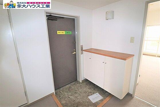 中古マンション-多賀城市東田中2丁目 玄関