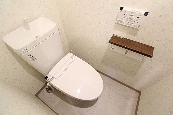 中古マンション-調布市下石原3丁目 トイレ