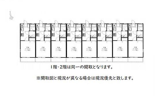 アパート-世田谷区桜上水2丁目 間取り