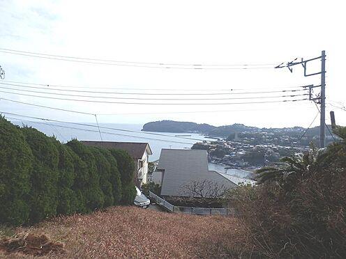 土地-足柄下郡真鶴町岩 2階建建物にすれば、更に眺めがよくなります。