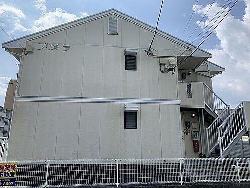 アパート-静岡市葵区川合3丁目 外観