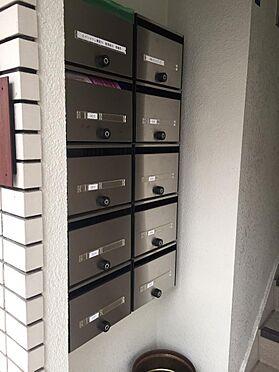 マンション(建物一部)-寝屋川市長栄寺町 郵便BOX