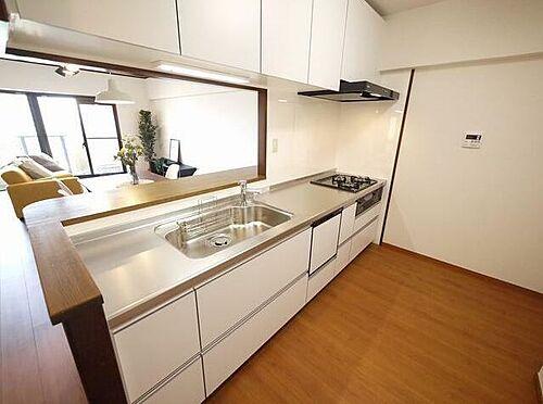 マンション(建物一部)-北九州市若松区修多羅2丁目 キッチン