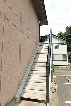 アパート-八街市榎戸 階段
