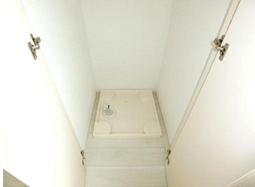 アパート-大田区大森北6丁目 洗濯機置き場
