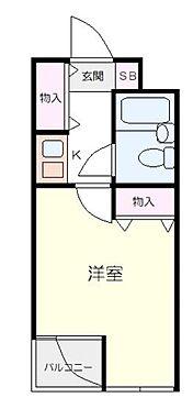 マンション(建物一部)-文京区千石2丁目 間取り