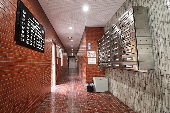 マンション(建物一部)-横浜市中区末吉町2丁目 メールボックス