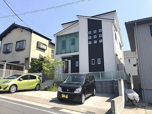 戸建賃貸-西尾市平坂吉山1丁目 並列駐車3台可能!車種によっては4台可!