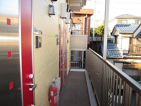 アパート-横浜市神奈川区三ツ沢下町 外観