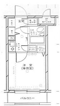 マンション(建物一部)-横浜市旭区さちが丘 間取り