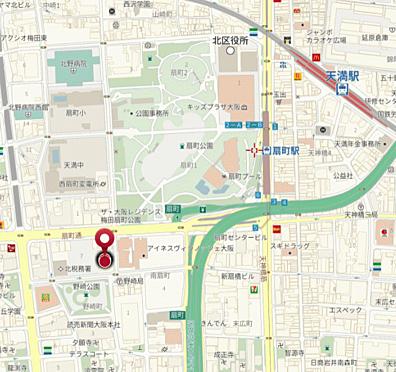 マンション(建物一部)-大阪市北区南扇町 その他