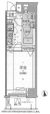マンション(建物一部)-台東区小島2丁目 間取り