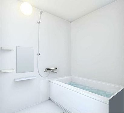 マンション(建物一部)-北九州市戸畑区牧山新町 風呂