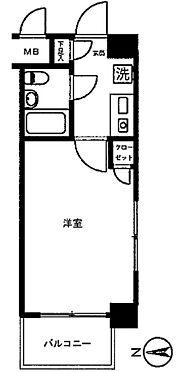 中古マンション-横浜市金沢区富岡東1丁目 間取り