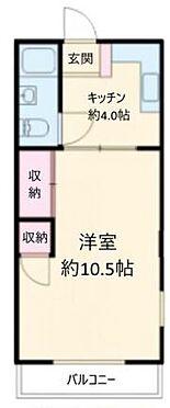マンション(建物一部)-世田谷区松原3丁目 間取り