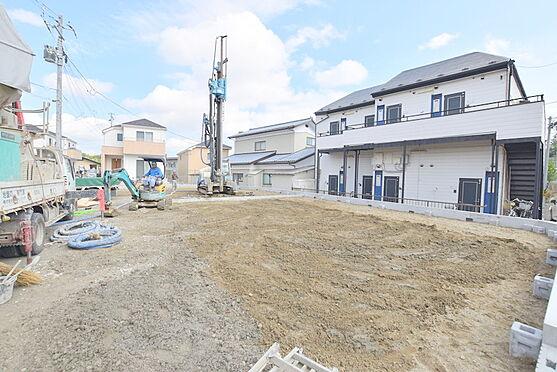 新築一戸建て-仙台市青葉区小松島3丁目 外観