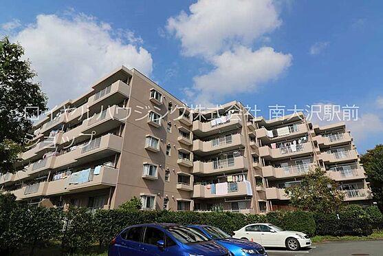 区分マンション-八王子市南大沢4丁目 最上階角住戸で陽当たり・通風良好。