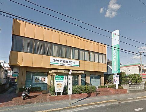 アパート-和歌山市田尻 【銀行】きのくに信用金庫 宮前支店まで2025m